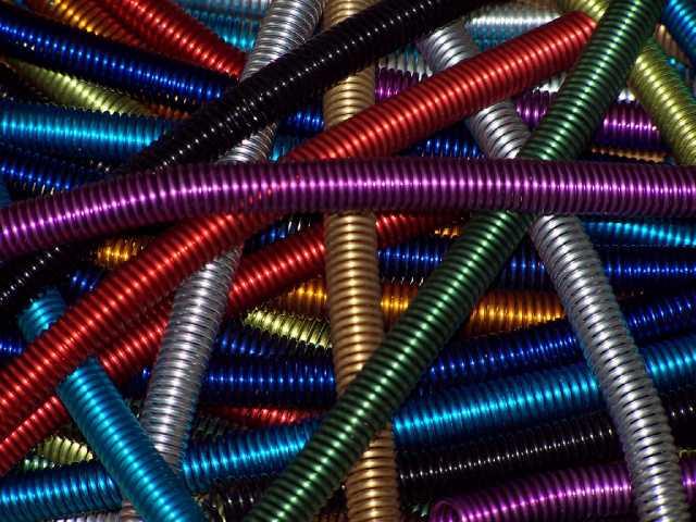 Ämne för tillverkning av aluminiumringar